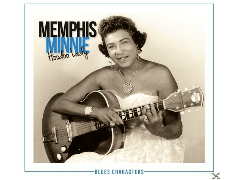 Memphis Minnie - Hoodoo Lady [CD]