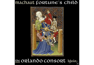 Orlando Consort - Fortune's Child - (CD)