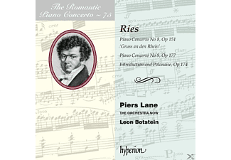 Lane Piers - Romantic Piano Concerto Vol.75 - (CD)