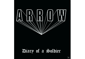 Arrow - Diary Of A Soldier (Black Vinyl) - (Vinyl)