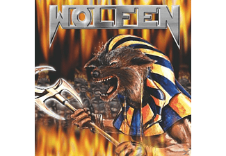 Wolfen - Humanity...Sold Out/Don't Thrust The White - (CD)