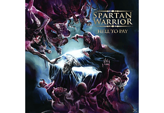 Spartan Warrior - Hell To Pay - (CD)