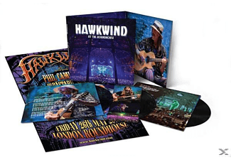 Hawkwind - At The Roundhouse (Ltd.Dlx.3LP+Colour Poster) - (Vinyl)