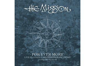 The Mission - For Ever More-Live At London 2008-(5CD Box) - (CD)