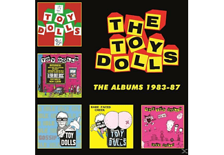 Toy Dolls - The Albums 1983-87 - (CD)
