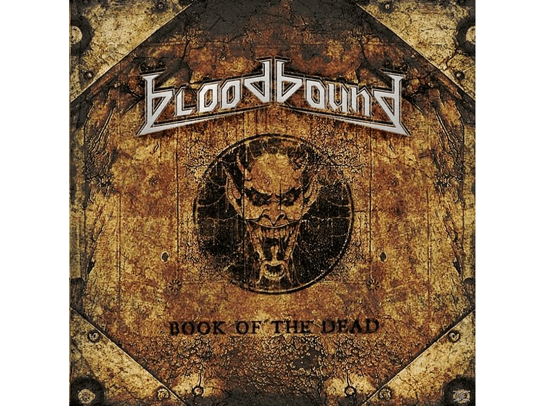 Bloodbound - Book Of The Dead (Lim.Gtf.Clear 2LP) [Vinyl]