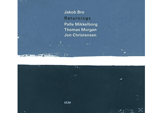 Jakob Bro, VARIOUS - Returnings - (CD)