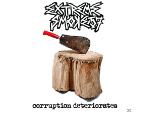 Extreme Smoke 57 - Corruption Deteriorates - (CD)