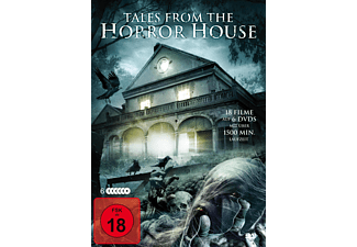 TALES FROM THE HORROR HOUSE - (DVD)