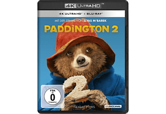 Paddington 2 - (4K Ultra HD Blu-ray + Blu-ray)