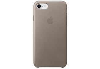 APPLE Cover leder iPhone 7 / 8 Taupe
