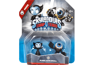 SKYLANDERS Skylanders Trap Team Mini Pack 2 Hijnx & Eye Small