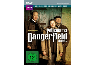 Polizeiarzt Dangerfield - Staffel 4 - (DVD)