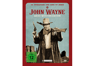 John Wayne-Great Western Edition - (DVD)