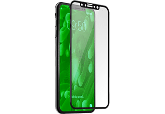 SBS MOBILE 4D Full Glass Screen Protector för iPhone X