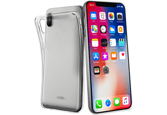 SBS MOBILE Skinny Cover för iPhone X