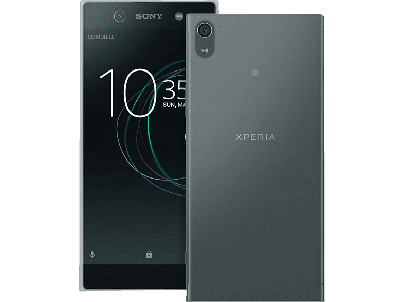 PURO  SYXXA1U1803 Backcover Sony Xperia XA2 Ultra Thermoplastisches Polyurethan Transparent | 08033830259555