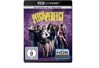 Pitch Perfect - (4K Ultra HD Blu-ray + Blu-ray)