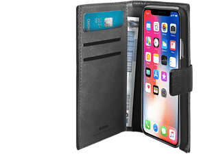SBS MOBILE Duo Book Case för iPhone X