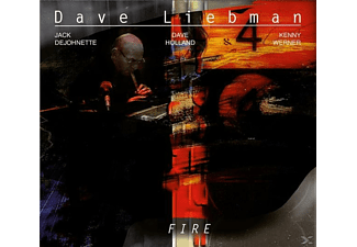 David Liebman - Fire (2LP 180g Gatefold Sleeve) - (Vinyl)