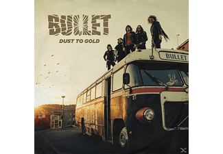 Bullet - Dust To Gold - (LP + Bonus-CD)