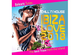 VARIOUS - Ibiza Love 2018-Balearic Tunes - (CD)