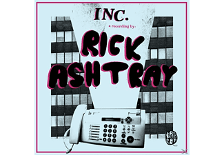 Rick Ashtray - Ashtray,Rick - (Vinyl)