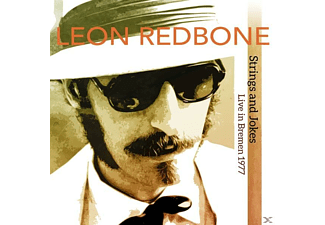 Leon Redbone - Strings And Jokes - (CD)