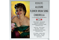 The Broadway Orchestra & Chorus/The CBS Orchestra - Allegro/Flower Drum Song/Cinderella [CD]