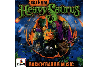 Heavysaurus - Das Album-Rock'n'Rarrr Music - (CD)