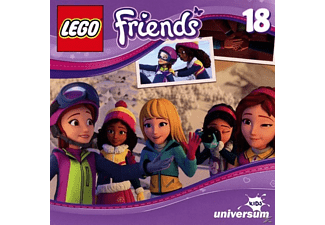 UNIVERSUM FILM GMBH LEGO Friends (CD 18)