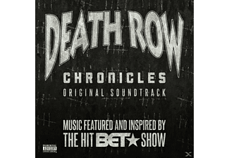 VARIOUS - Death Row Chronicles: Original Soundtrack - (Vinyl)
