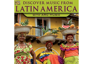 VARIOUS - Discover Music From Latin America - (CD)