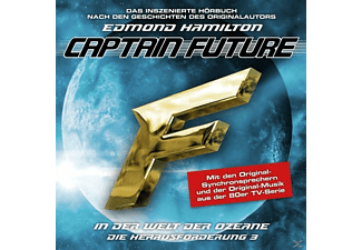 Captain Future: Die Herausforderung-Folge 03 - 1 CD - Science Fiction/Fantasy