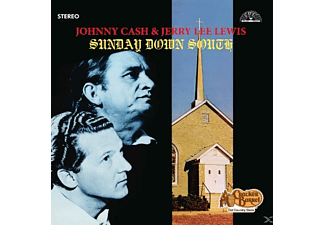 Johnny Cash, Jerry Lee Lewis - Sunday Down South - (Vinyl)