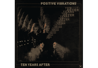 Ten Years After - Positive Vibrations (2017 Remaster) - (CD)