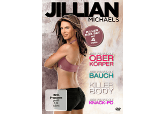 Jillian Michaels - Killer Box Set - (DVD)