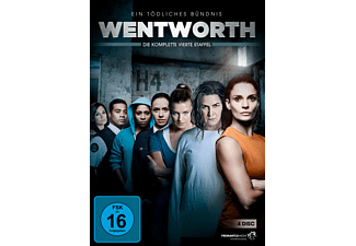 Wentworth - Staffel 4 - (DVD)