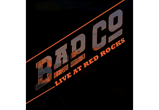 Bad Company - Live At Red Rocks (CD + DVD)