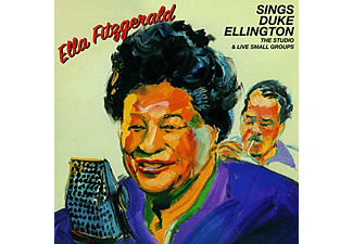 Ella Fitzgerald - Sings Duke Ellington (CD)