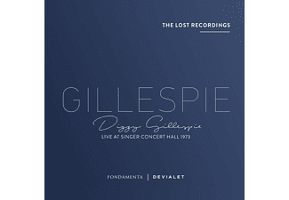 Dizzy Gillespie - Live At Singer Concert Hall 1973 (CD)