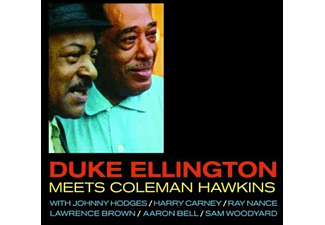 Duke Ellington - Meets Coleman Hawkins (CD)