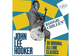 John Lee Hooker - Boogie Chillen' (Remastered) (CD)