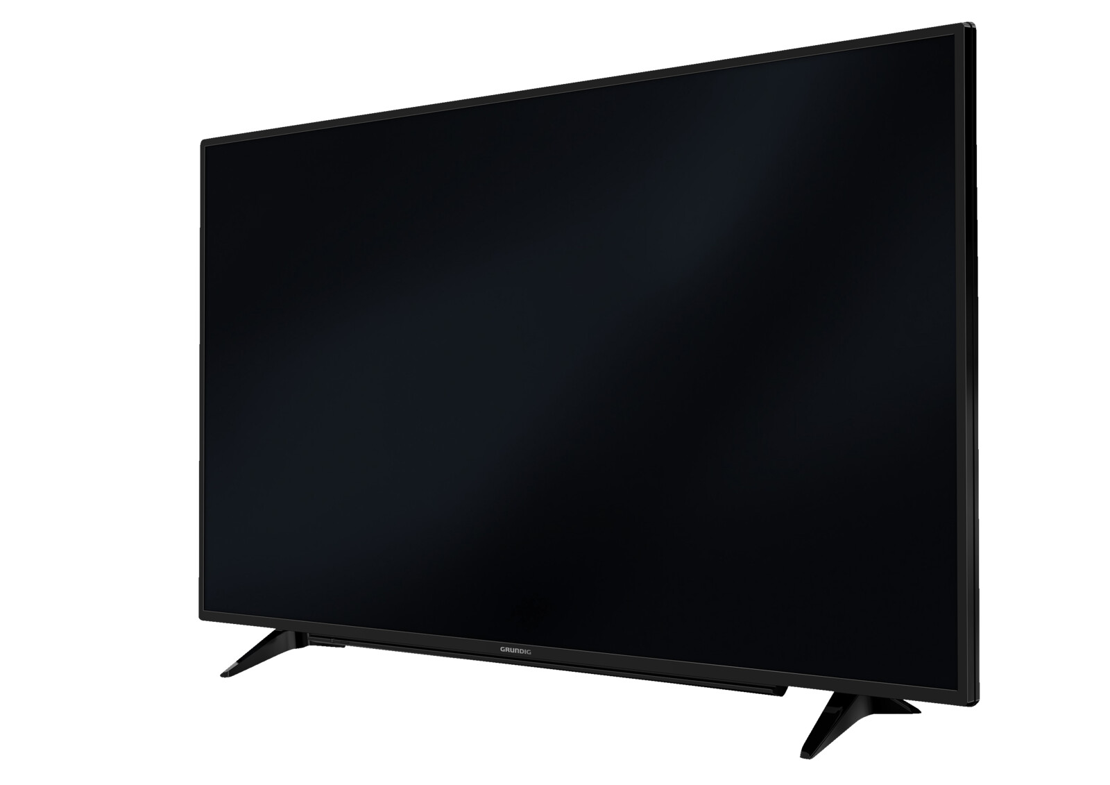 grundig 43 gub 8862 led tv flat 43 zoll uhd 4k smart. Black Bedroom Furniture Sets. Home Design Ideas