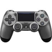 SONY PS4 Wireless Dualshock 4  Controller, Steel Black