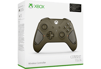 MICROSOFT Xbox One Wireless Controller Combat Tech Special Edition, Controller, Mehrfarbig