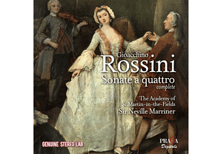 Academy of St. Martin in the Fields - Sonate A Quattro - (CD)