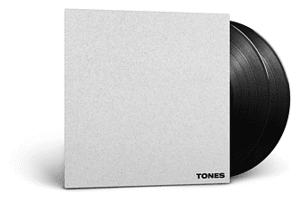 Teesy - Tones - (LP + Bonus-CD)