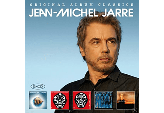 Jean-Michel Jarre - Original Album Classics Vol.2 - (CD)