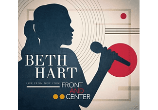 Beth Hart - Front And Center-Live From New York (CD+DVD) - (CD + DVD Video)